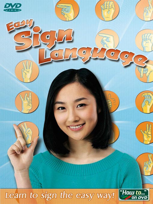 Cover of Easy Sign Language