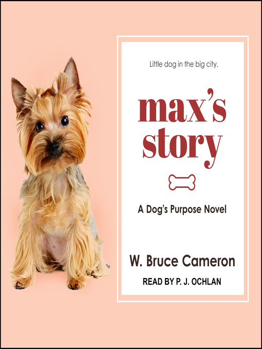Cover of Max's Story