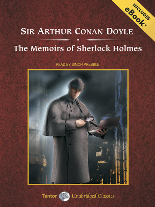 a literary analysis of sherlock holmes Poor sherlock holmes has any literary figure been more abused by his creator and his fans executed, resurrected, married, exploited in b movies, dragged from his bees and quiet sussex retirement, analyzed and far too often imitated.