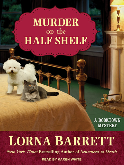 Title details for Murder on the Half Shelf by Lorna Barrett - Available
