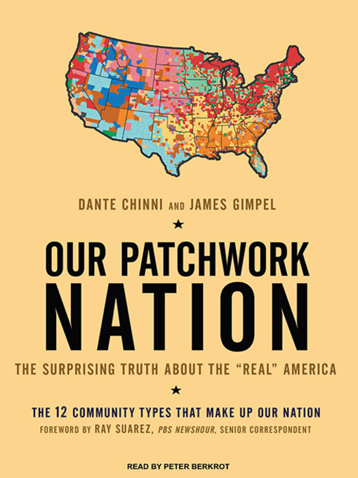 Cover of Our Patchwork Nation