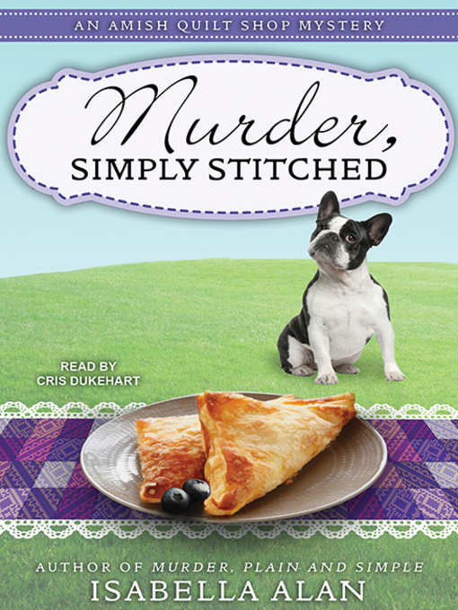 Cover of Murder, Simply Stitched