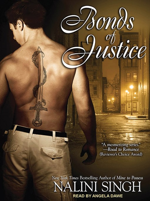 Title details for Bonds of Justice by Nalini Singh - Wait list