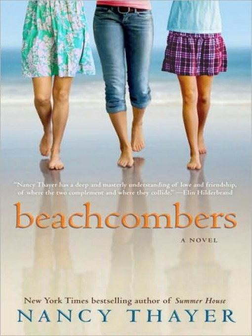Title details for Beachcombers by Nancy Thayer - Available