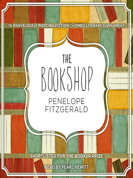 Title details for The Bookshop by Penelope Fitzgerald - Available