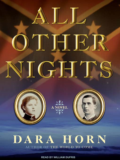 Title details for All Other Nights by Dara Horn - Available