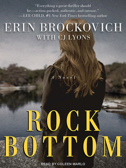 Title details for Rock Bottom by Erin Brockovich - Available