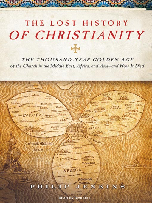 Cover of The Lost History of Christianity