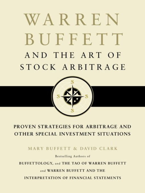 Title details for Warren Buffett and the Art of Stock Arbitrage by Mary Buffett - Wait list