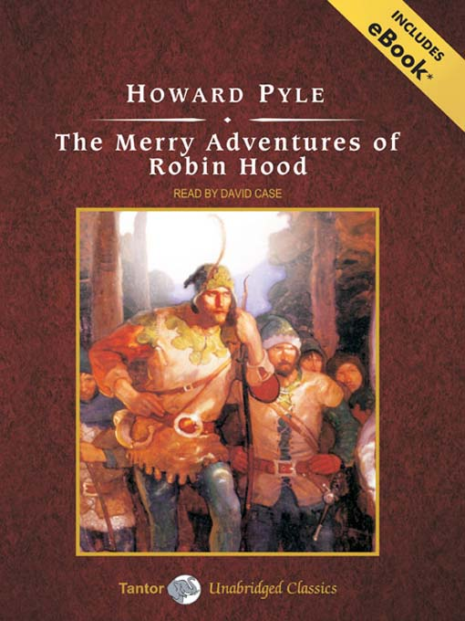 Title details for Robin Hood by Howard Pyle - Wait list