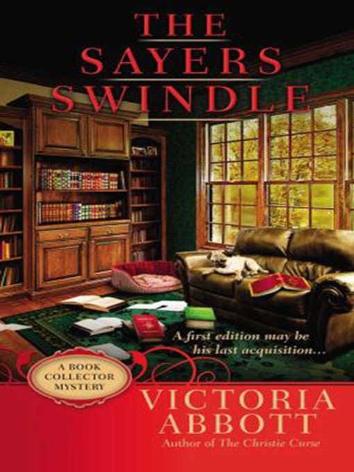 Title details for The Sayers Swindle by Victoria Abbott - Available