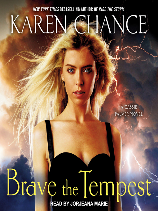 Cover of Brave the Tempest