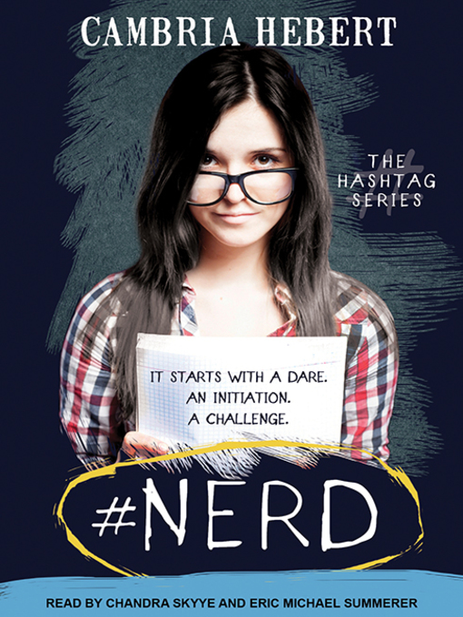 Title details for #Nerd by Cambria Hebert - Wait list