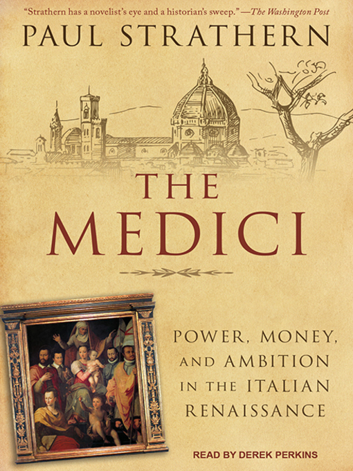 Cover of The Medici
