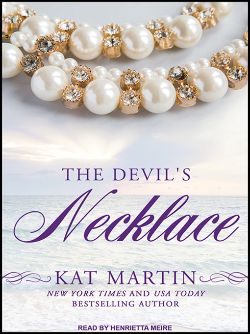 Title details for The Devil's Necklace by Kat Martin - Available