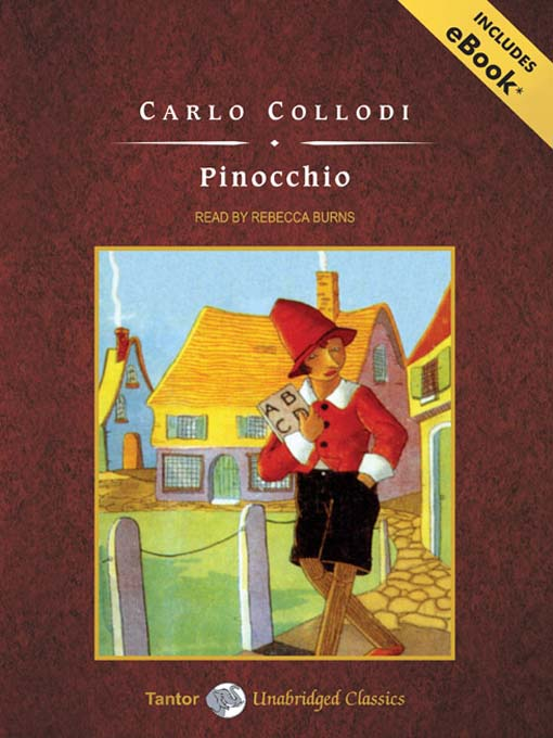 Title details for Pinocchio by Carlo Collodi - Available