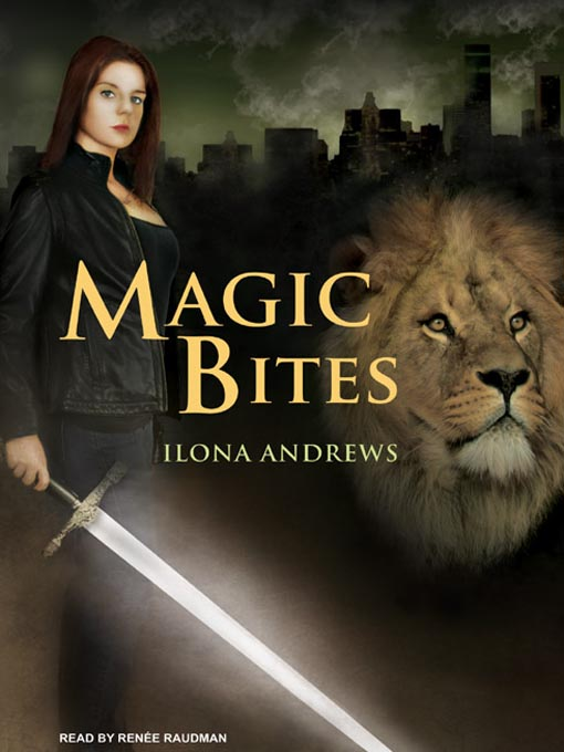 Title details for Magic Bites by Ilona Andrews - Wait list