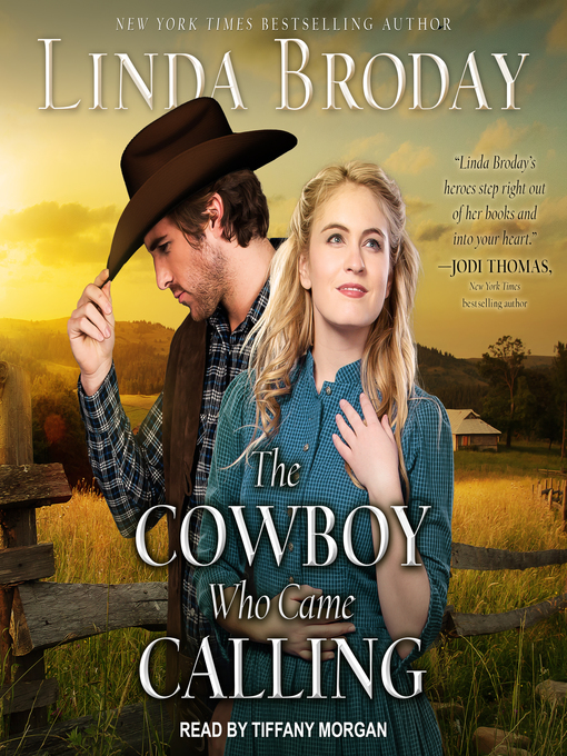 Title details for The Cowboy Who Came Calling by Linda Broday - Wait list