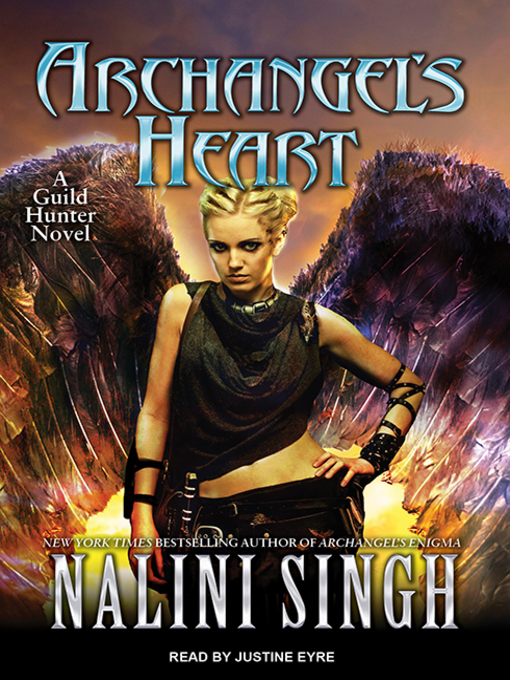 Cover of Archangel's Heart