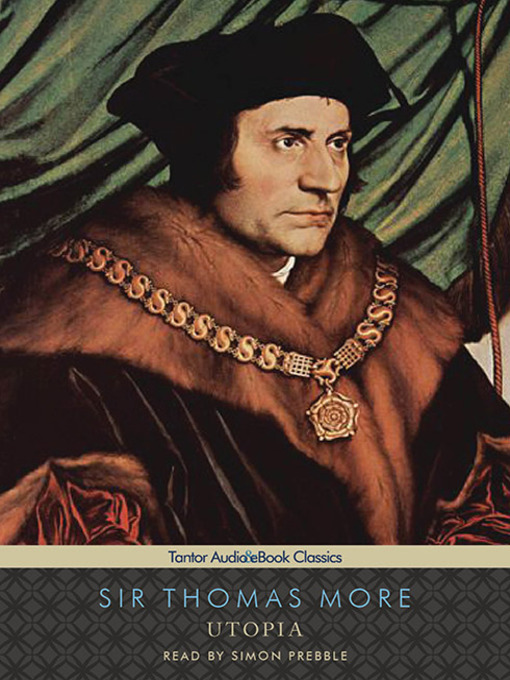 Title details for Utopia by Sir Thomas More - Available