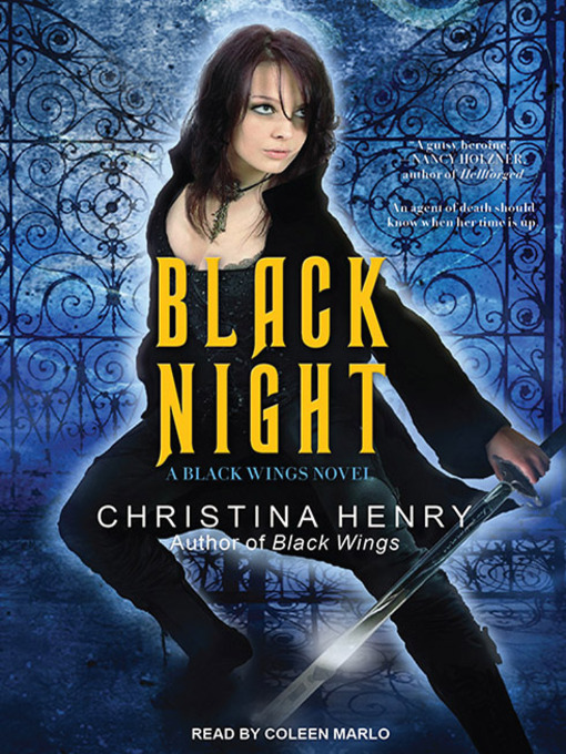 Title details for Black Night by Christina Henry - Available