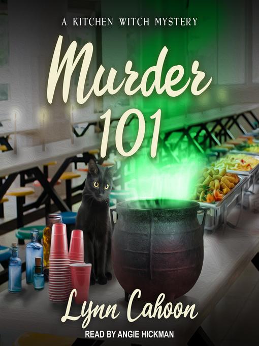 Title details for Murder 101 by Lynn Cahoon - Wait list