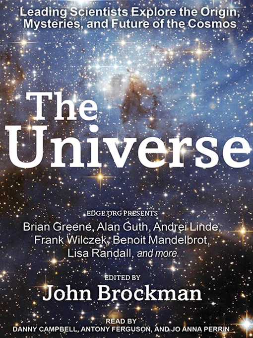 Title details for The Universe by John Brockman - Available