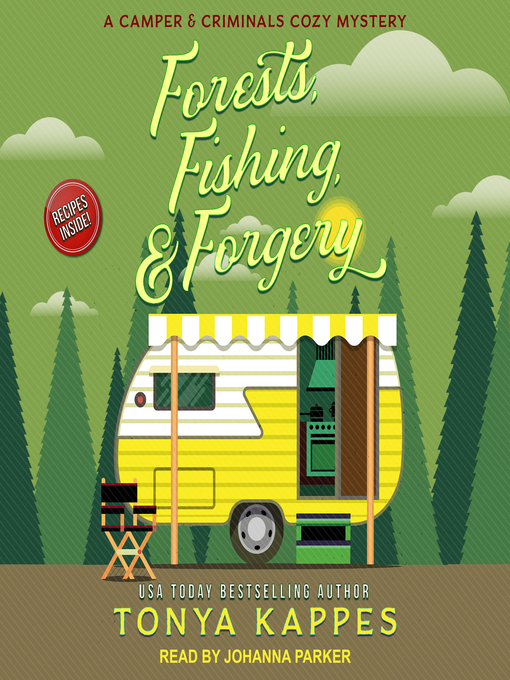 Title details for Forests, Fishing, & Forgery by Tonya Kappes - Wait list