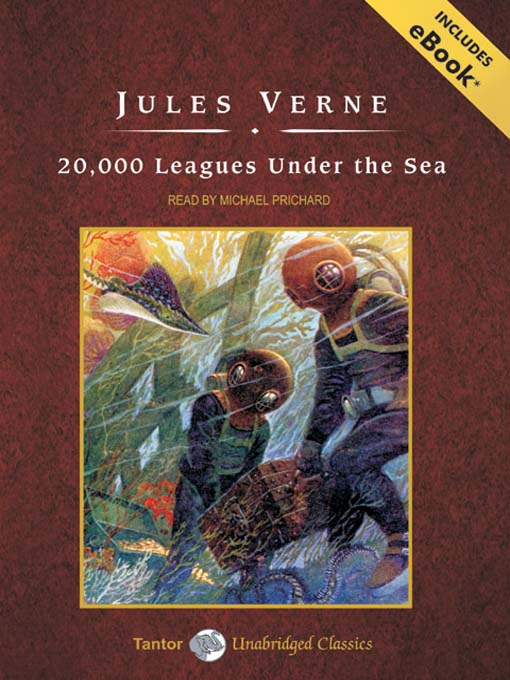 Title details for 20,000 Leagues Under the Sea by Jules Verne - Wait list