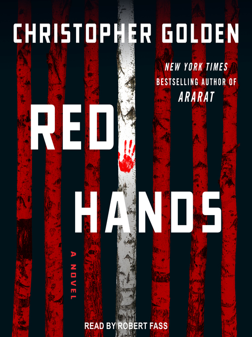 Title details for Red Hands by Christopher Golden - Available