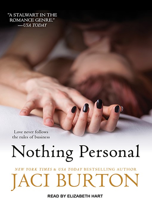 Title details for Nothing Personal by Jaci Burton - Available