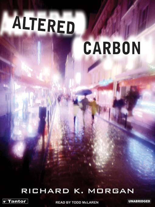 Title details for Altered Carbon by Richard K. Morgan - Wait list