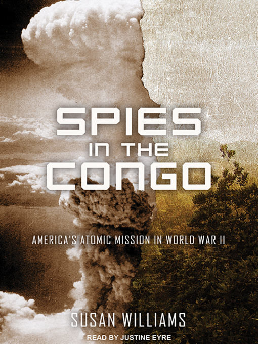 Cover of Spies in the Congo