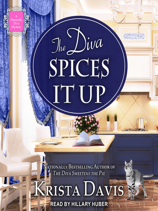 Title details for The Diva Spices It Up by Krista Davis - Available