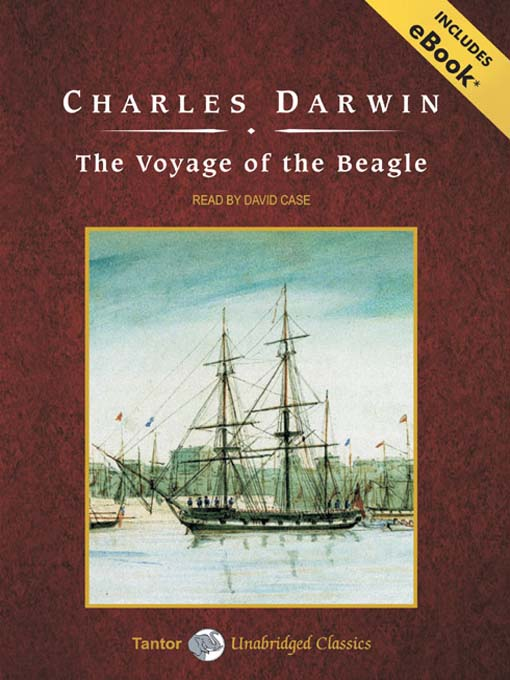 Cover of The Voyage of the Beagle