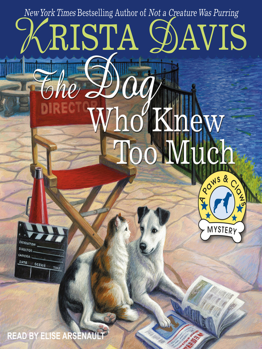 Title details for The Dog Who Knew Too Much by Krista Davis - Wait list