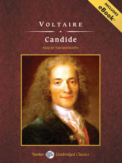 Title details for Candide by Francois Voltaire - Available