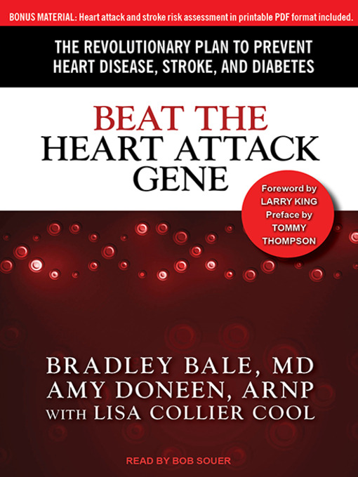 Title details for Beat the Heart Attack Gene by Bradley Bale - Available