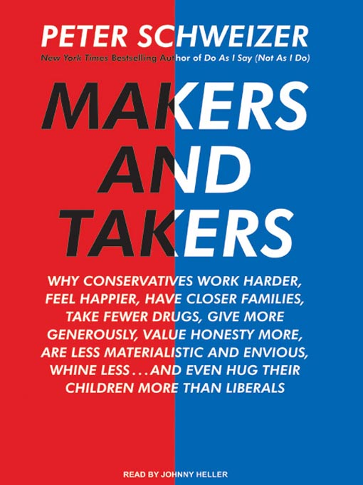 makers and takers peter schweizer essay