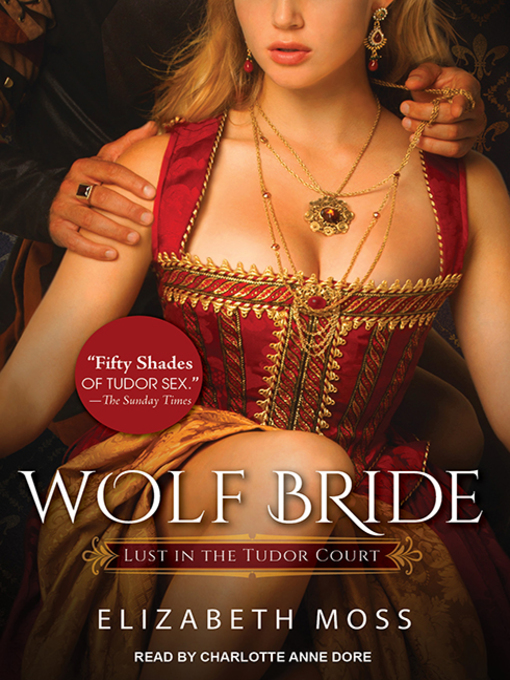 Title details for Wolf Bride by Elizabeth Moss - Wait list