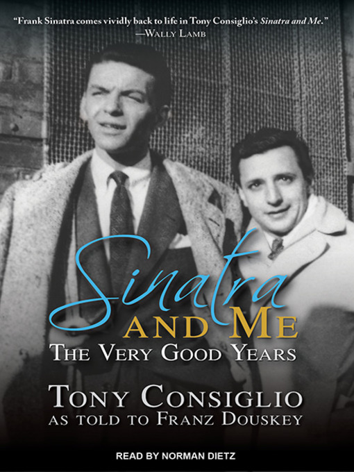 Cover of Sinatra and Me