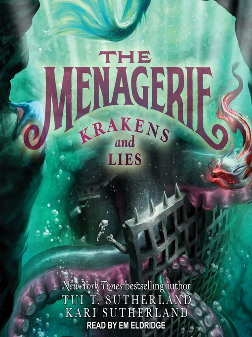 Title details for Krakens and Lies by Tui T. Sutherland - Wait list