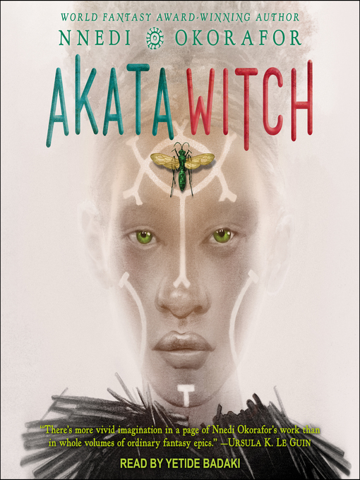 Title details for Akata Witch by Nnedi Okorafor - Wait list