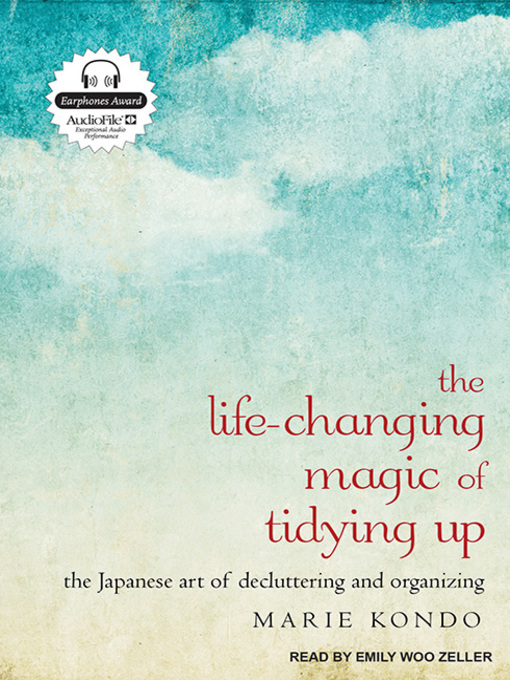 Title details for The Life-Changing Magic of Tidying Up by Marie Kondo - Available