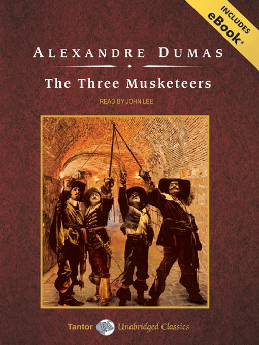 Title details for The Three Musketeers by Alexandre Dumas - Wait list