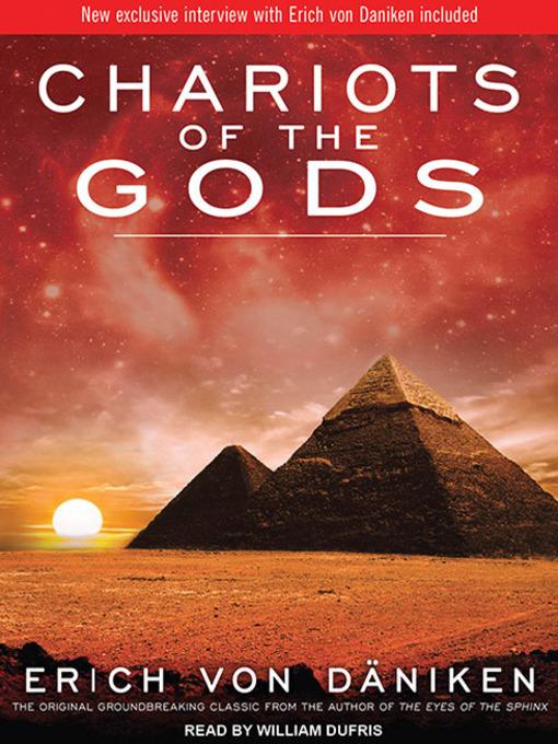 Title details for Chariots of the Gods by Erich von Daniken - Wait list