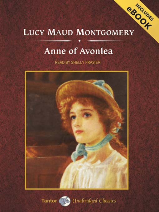 Title details for Anne of Avonlea by Lucy Maud Montgomery - Available