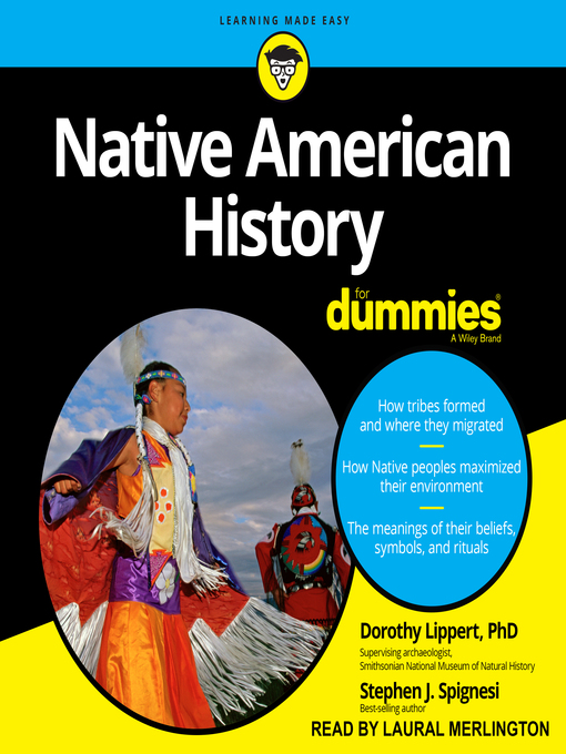 Title details for Native American History For Dummies by Dorothy Lippert, PhD - Available