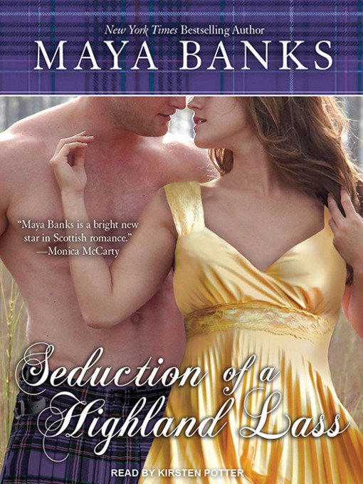 Cover of Seduction of a Highland Lass