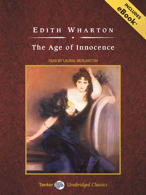 Title details for The Age of Innocence by Edith Wharton - Wait list